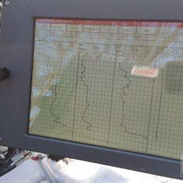 Parametry sondowania podczas badania CPTU
