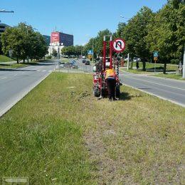 Sondowanie CPT na ul. Filaretów w Lublinie